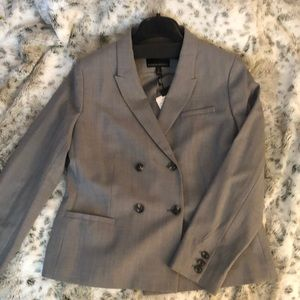 Banana Republic Petite Lightweight Wool Blazer